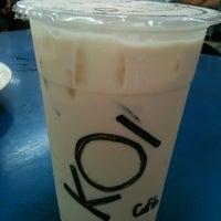 Photo taken at KOI Café by Tan B. on 8/8/2012