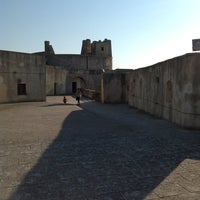 Photo taken at Castello Aragonese by Andrea on 8/17/2012