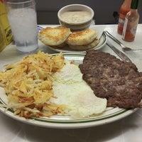 Photo taken at Triple XXX Family Restaurant by Steve H. on 3/8/2012