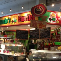 Photo taken at Pancho's Burritos by Lynsey A. on 7/2/2012