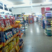 Photo taken at Abevê Supermercados by Juliana N. on 8/3/2012