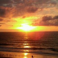 Photo taken at Torrance Beach by Natalie P. on 3/13/2012