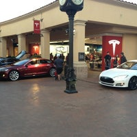 Tesla newport beach