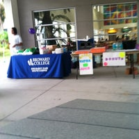 Photo taken at Broward College Judson A. Samuels South Campus by Safiya S. on 4/5/2012