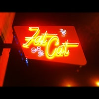 Photo taken at Fat Cat Bar & Grill by Andrew L. on 6/15/2012