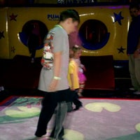 Photo taken at Pump It Up by Shelli on 4/7/2012