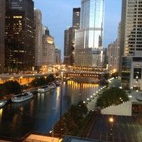 Photo taken at Sheraton Grand Chicago by Kurt K. on 6/23/2012