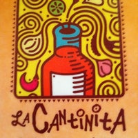 Photo taken at La Cantinita by Cesar P. on 8/4/2012