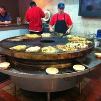 Photo taken at CrazyFire Mongolian Grill by Dharmesh T. on 8/14/2012