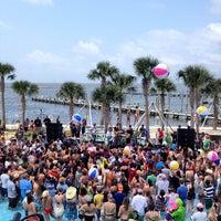 Photo taken at Hard Rock Pool by Nathaniel G. on 6/28/2012