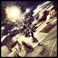 Photo taken at Secacus Skatepark by Jayme 🌻 B. on 6/16/2012