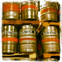 Photo taken at SweetWater Brewing Company by Traci on 7/6/2012