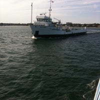 Photo taken at Hy-Line Cruises Ferry Terminal (Hyannis) by Carroll & Vincent R. on 6/24/2012