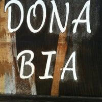 Photo taken at Dona Bia by Jose Luis M. on 8/15/2012