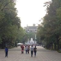 Photo taken at Puerta de los Leones by Armando G. on 4/4/2012