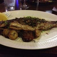 Foto scattata a Waterfront Seafood-Bar-Grill da Ozman B. il 4/19/2012