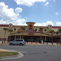 Photo taken at Epic Theatres of St Augustine by Jay W. on 5/5/2012