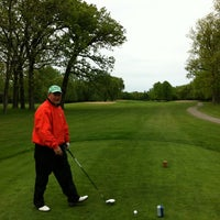 Photo taken at Deerfield Golf Club by Jeremy C. on 5/12/2012