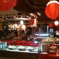 Photo taken at Muralha da China by Erik F. on 3/8/2012