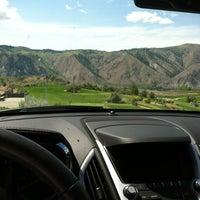 Photo taken at Desert Canyon Golf Resort by Dustyn F. on 5/28/2012