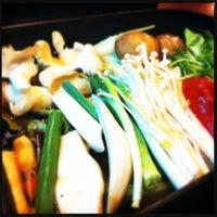 Photo taken at 鋤燒鍋物料理 by Sara C. on 7/24/2012