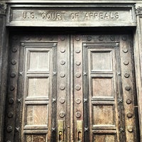 Photo taken at 11th U.S. Circuit Court of Appeals by Kyle L. on 8/12/2012