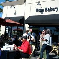 Photo taken at Rose Bakery Cafe by Desmond on 3/3/2012