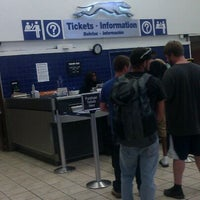 Photo taken at Knoxville Greyhound Bus Station by Devaughn H. on 5/28/2012