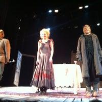 Photo taken at Liepājas teātris by Maris C. on 2/11/2012