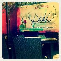 Photo taken at Dalí by Dali Restaurante Bar D. on 5/30/2012