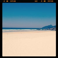 Photo taken at Lopes Mendes by Rodrigo C. on 2/11/2012
