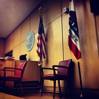 Photo taken at Hall of Justice by Jared Z. on 3/21/2012