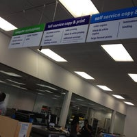 Photo taken at FedEx Office Print & Ship Center by Jose S. on 3/26/2012