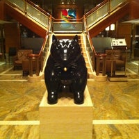 Photo taken at The Kitano New York Hotel by Jorge L. on 8/16/2012