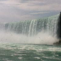 Photo taken at Maid Of The Mist - Canada entry by Daniel J. on 7/4/2012