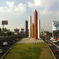 Foto tomada en Torres de Satélite por Alfonso M. el 3/2/2012