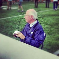 Photo taken at Bill Snyder Family Stadium by Bob S. on 8/19/2012