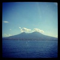 Photo taken at Mount Vesuvius by Daniele M. on 9/4/2012
