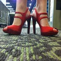 Photo taken at DSW Designer Shoe Warehouse by Brianna S. on 6/16/2012