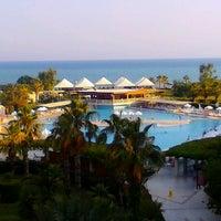 Photo taken at Riu Kaya Belek Hotel by Arzu Ç. on 7/6/2012