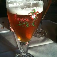 Photo taken at Brouwerij De Halve Maan by Ricardo L. on 2/19/2012