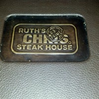 Photo taken at Ruth's Chris Steak House by Billy on 7/8/2012