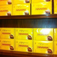 Photo taken at Havanna by Henrique F. on 7/16/2012
