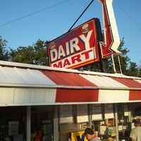 Photo taken at Dairy Mart by Christopher B. on 6/10/2012