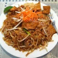 Photo taken at Thai Cuisine II by Joy B. on 3/27/2012