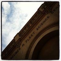 Das Foto wurde bei Fleet Science Center von Nikki C. am 3/25/2012 aufgenommen