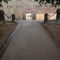 Photo taken at Ehrenbreitstein Fortress by Alexander H. on 7/11/2012