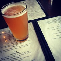 Photo taken at Black Lotus Brewing Co. by Sarah S. on 6/28/2012
