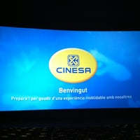 Photo taken at Cinesa La Maquinista 3D by Emili B. on 2/5/2012