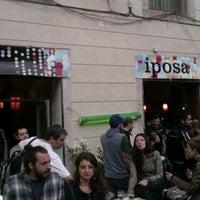 Foto tomada en Iposa por Cristina La Pulga Asesina el 5/16/2012